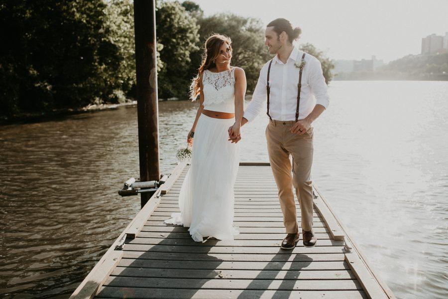 South side wedding