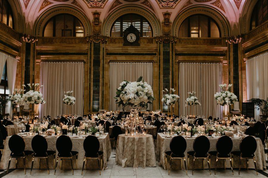 Wedding at the Pennsylvanian